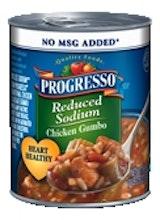 Progresso Reduced Sodium Chicken Gumbo Soup